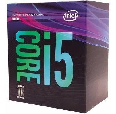 Processador Cpu I5 8400 7ª Geração Hexa Core Cache 9mb