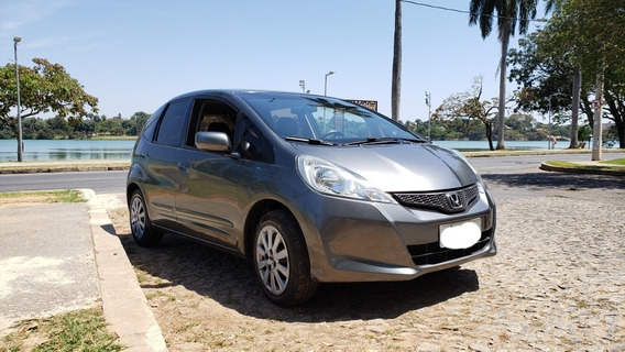 Honda Fit 1.4 Dx Flex 5p 2013