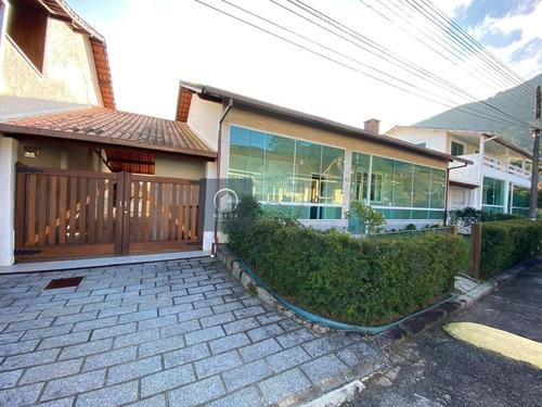 Imagem 1 de 30 de Casa A Venda No Bairro Carlos Guinle Em Teresópolis - Rj.  - Ca 2154-1