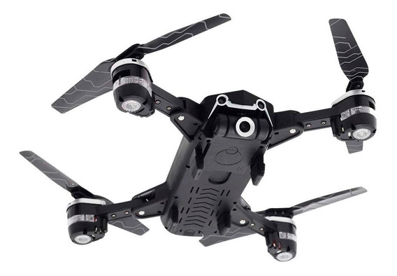 Drone Multilaser Eagle ES256 HD preto
