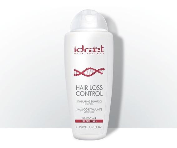 Tratamiento Anti Caída Idraet Shampoo Esimulante + Loción