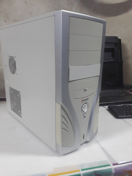 Gabinete Computador Pc Seminovo Antigo Ideal Pra Gamer 100%