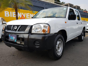Nissan Np300 4p Doble Cabina Tipica T/m Version Especial