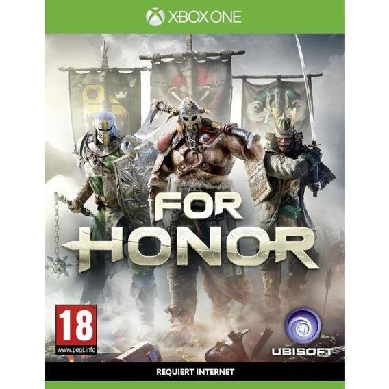 Jogo For Honor Xbox One Mídia Física Novo