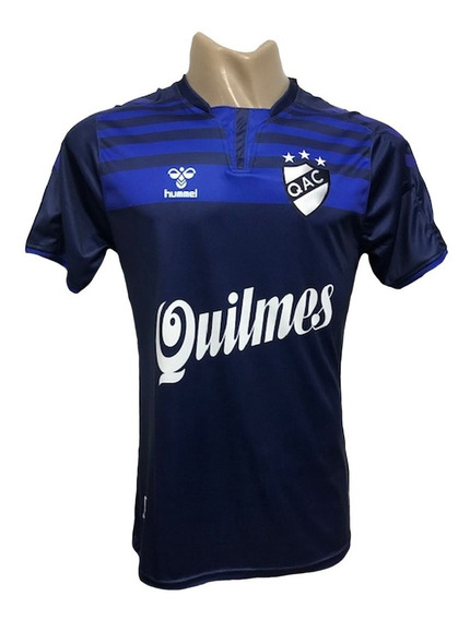 Camiseta De Quilmes Suplente 2019 2020 Hummel