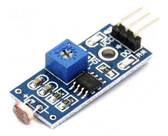 12x Módulo Sensor De Luz / Luminosidade Ldr Arduino