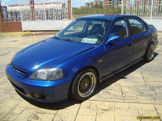 Honda Civic - Sincrónica