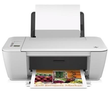 Impressora Hp 2546 Deskjet Multifuncional - Wi-fi All-in-one