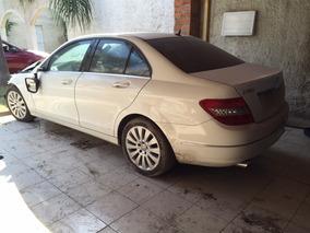 Completo O Partes! Mercedes Clase C C280 2008 Refacciones
