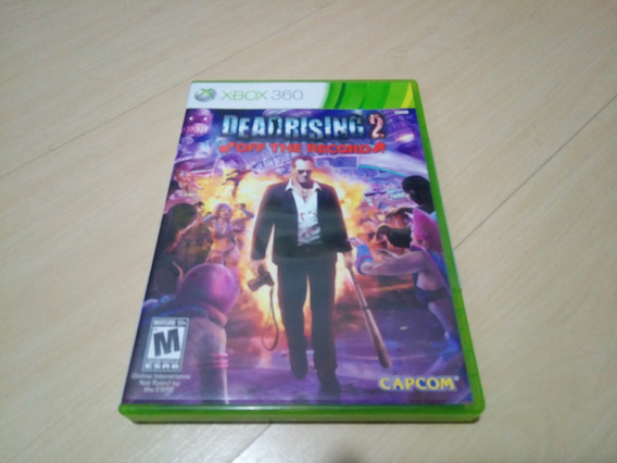 Xbox 360 Game Jogo Dead Rising 2 Off The Records