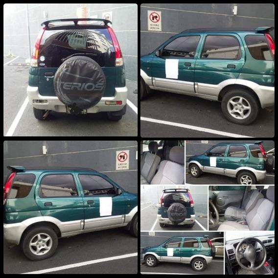 Daihatsu Terios Nitido Uso Ejecutivo
