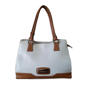 5c476e3f1 Bolsa Hermes Birkin Caramelo Em - Bolsas de Couro Branco no Mercado ...