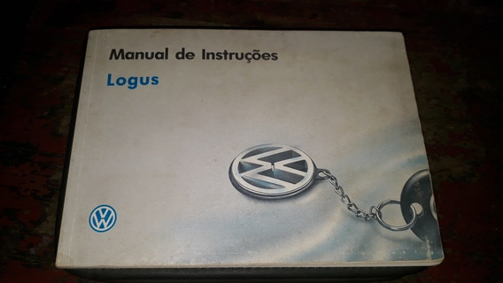 Manual Proprietário Vw Logus