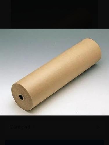 Bobina Papel Kraft 5 Kilos Marron 50cms