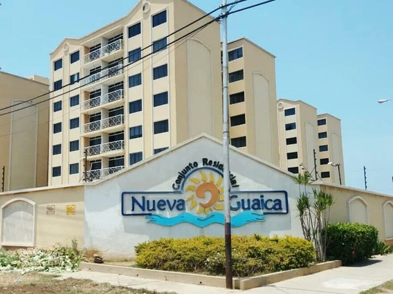 Apartamento C.r. Nueva Guaica, Nva. Bna. Anzoategui