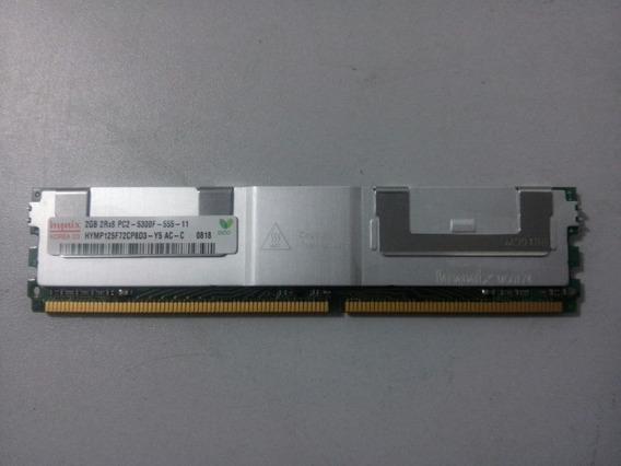 Memoria Servidor 2gb Pc2-5300f Dell Poweredge 2900 / 2950