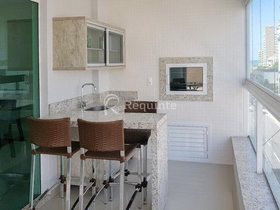 Apartamento Mobiliado A Venda Com 3 Suítes Itapema - 1736