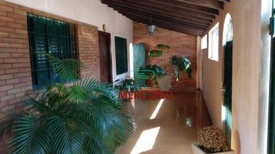 Casa Residencial À Venda, Vila São João Da Boa Vista, Bauru. - Ca2630