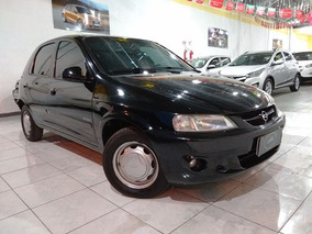 Celta 1.0 Spirit Flex 5p 2006 Preto