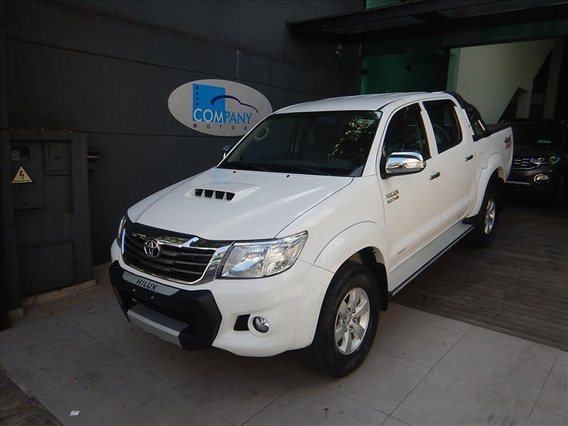 Toyota Hilux Hilux Cab Dupla Srv 2014 3.0 Turbo Diesel 4x4 A