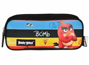 Estojo Angry Birds Col. - Abe802230
