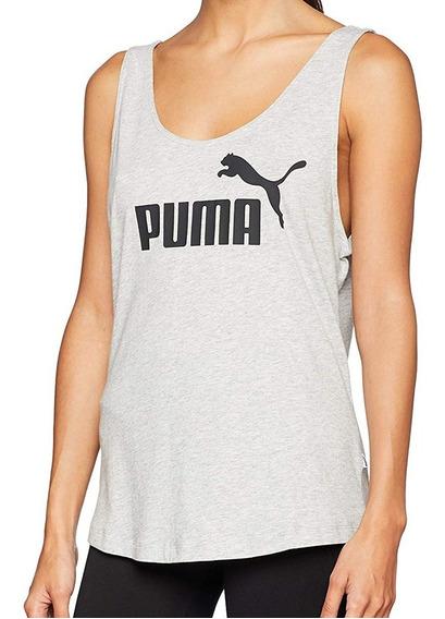 Musculosa Puma Moda Essential Logo Mujer Gr