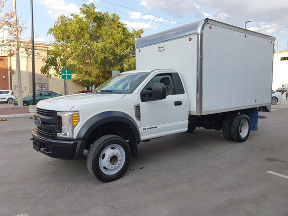 Ford F-450 6.7l Ktp Diesel At 2017