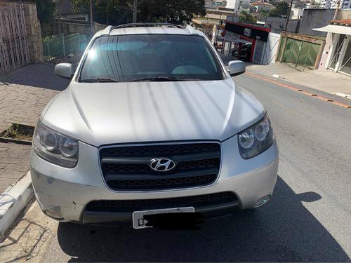 Imagem 1 de 15 de Hyundai Santa Fe 2008 2.7 5l Aut. 5p