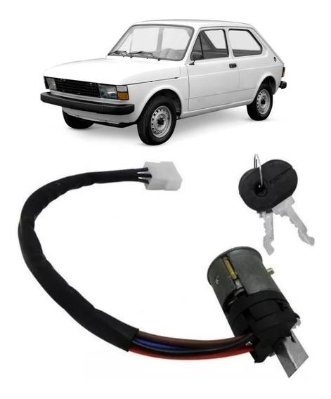 Miolo Cilindro Ignição Comutador Chave Fiat 147