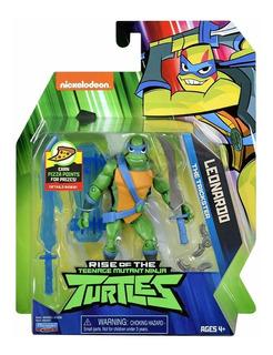 Muñecos Tortugas Ninja 10cm Originales Tapimovil Mundomanias