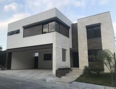 Casa En Venta Carolco Carretera Nacional Monterrey Zona Sur