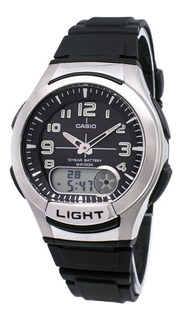 Reloj Casio Aq-180w-1b Hombre Luz Led Digital. Oferta !