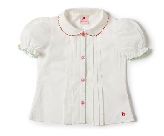 Camisa Nena Lisa / Floreada