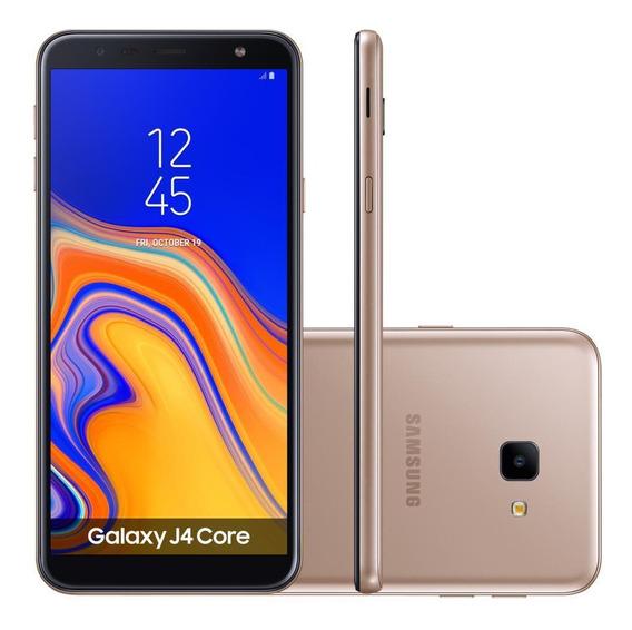 Smartphone Samsung Galaxy J4 16gb Cobre - Smj410g