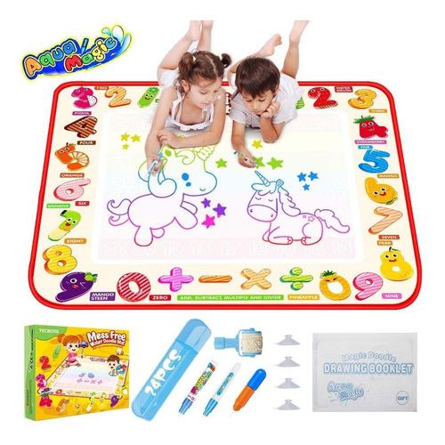 Abrevaderos Niños Estera Del Doodle Del Aqua Magic Toy...