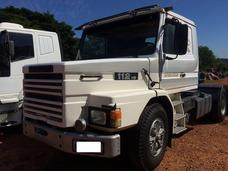 Scania T 112 Hs Ano 86 Intercuuler - Aceito Troca
