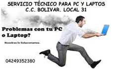 Servicio Técnico - Compuservice 31