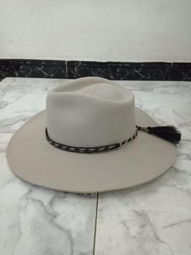 Sombrero Borsalino Tejano Xxx 59cm
