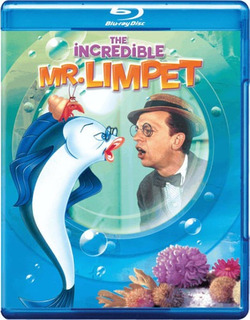 The Incredible Mr Limpet Blu-ray Us Import