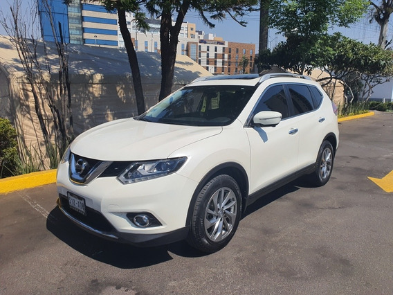 Nissan X-trail Exclusive 2016