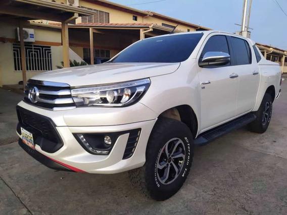 Toyota Hilux Kavak 2018 Automatica 4x4