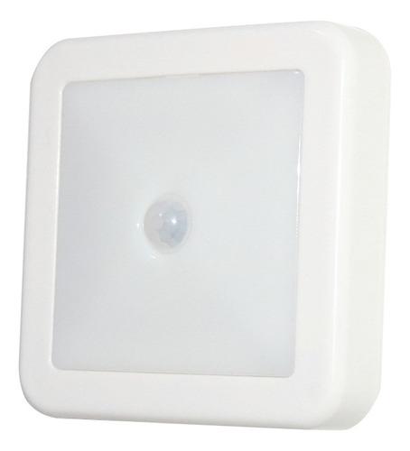 Imagen 1 de 6 de Inteligente Led Inducción De La Lámpara Cuadrado Sensor Indu