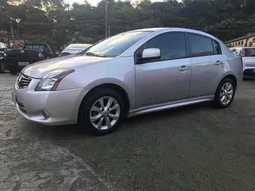 Imagem 1 de 11 de Nissan Sentra 2012 2.0 Sr Flex Aut. 4p
