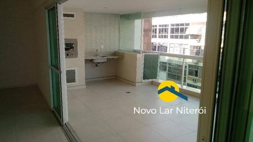 Imagem 1 de 15 de Excelente Apartamento Alto Padrão , 1 Quadra Novo  4 Suítes 3 Vagas ... - 71