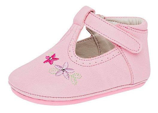 Zapato Bebe Niña 75942 Ensueño Rosa