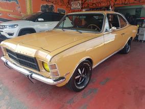 Chevrolet/gm Opala Comodoro 6cc (plaqueta) 1978 Marrom Acess