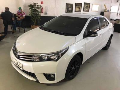 Toyota Corolla 2017 2.0 16v Dynamic Flex Multi-drive S 4p