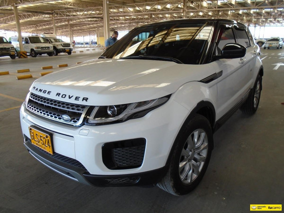 Land Rover Range Rover Evoque Turbo