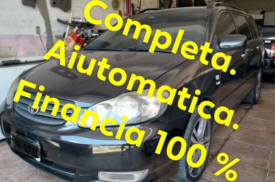 Toyota Fielder 1.8 Completa Automatica 2006/nova Top Revisad