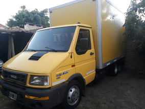 Iveco Daily 2.8 35.10 Chasis D/cab 2006
